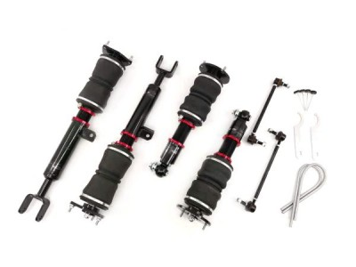 宝马6系F12气动避震专用桶身 打造魅力姿态