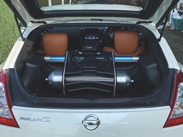 日产370Z改装气动避震案例分享 用姿态展示魅力