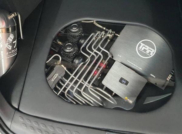 丰田CHR气动避震改装案例 来自马来西亚精彩分享